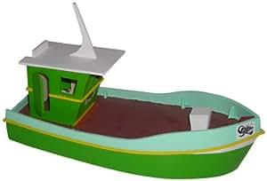 Soclaine PEC10 - Maqueta de barco de pesca