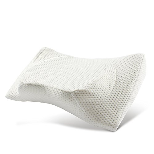 Jiaao Contour Memory Foam Pillow Orthopedic Pillows For