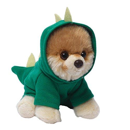 [Gund Itty Bitty Boo # 023 Boo-Rex] (Trex Baby Costumes)