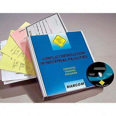 Marcom Group V0000609EM Conflict Resolution Industrial DVD Training