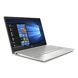 HP Pavilion 13 i3-8145U 8GB 128GB SSD 13.3-inch 1920×1080 Fingerprint Reader Windows 10 Laptop (Renewed)