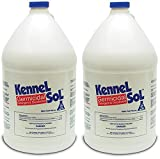 #10: Alpha Tech Pet KennelSol Germicidal Cleaner & Disinfectant (one gallon) (2-(Pack))