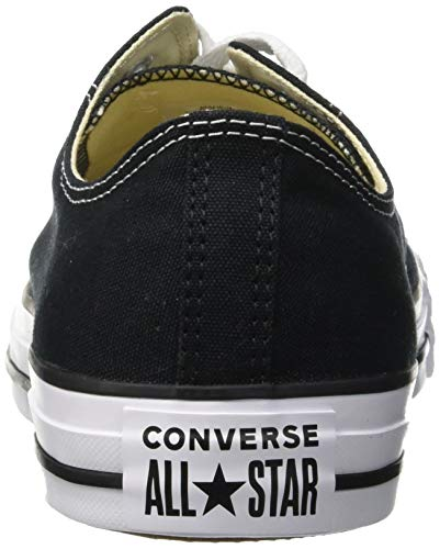 Player Adulto Ox Negro de Unisex Zapatillas Deporte Converse Star Rfwq5H