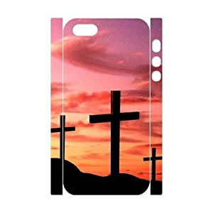 Cross Brand New 3D Cover Case for Iphone 5,5S,diy case cover ygtg549858