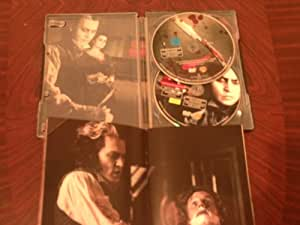 Sweeney Todd (Edición especial + Libro) [DVD]