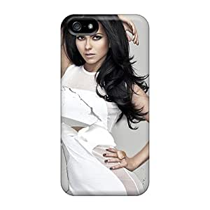 Flexible Tpu Back Case Cover For Iphone 5/5s - Inna