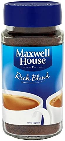 Maxwell House Instant Coffee 200g Amazoncouk Grocery