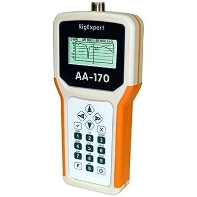 Rig Expert AA-170 Antenna Analyzer by Rig Expert