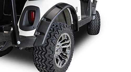 Golf Cart Fender Flares - EZGO RXV (Ez Go Rxv Fender Flares compare prices)