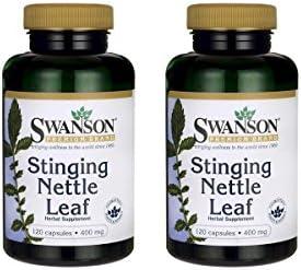 Swanson Stinging Nettle Leaf Caps