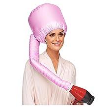 Z-Comfort quick-dry salon pro hair bonnet dryer attachment- pink, 0.0625 Pounds