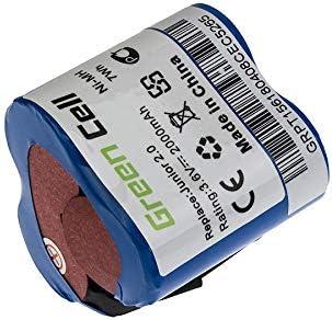 Green Cell® aspirador batería para AEG Electrolux Junior 2.0 (Ni-MH pilas 2 AH 3.6 V): Amazon.es: Hogar
