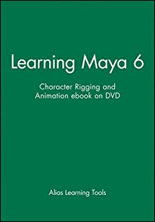 Learning Maya 6: Character Rigging and Animation ebook on DVD (1897177038) | Amazon price tracker / tracking, Amazon price history charts, Amazon price watches, Amazon price drop alerts