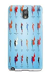 5720275K201497570 superman Superman Superheroes fashionable Note 3 cases