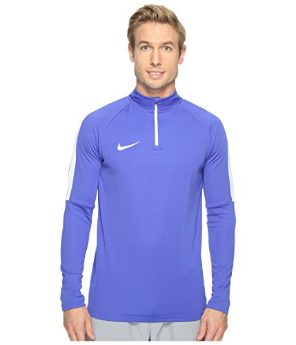 New Nike Men's Dry Academy Football Drill L/S Top Paramou...