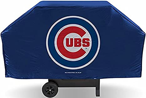 Amazon Com Chicago Cubs Economy Grill Cover 68 X 21 X 35 Full