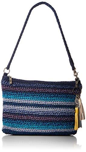 The Sak Unisex-adults The Casual Classics 3-in-1 Demi, Lapis Stripe (Best Classic Handbags 2019)
