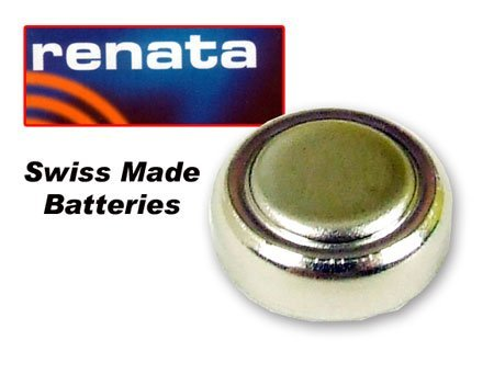 Silver Oxide Button Cell Batteries - Renata Button Cell Silver-Oxide Battery 394