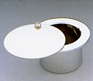 Fluidra 00315 - Boquilla aspiración pisc. horm. latón rosca 2'' tapa deslizante