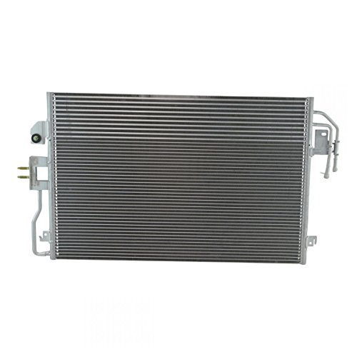 AC Condenser A/C Air Conditioning with Transmission Cooler for Ford Mazda (Mercury Mariner Condenser)
