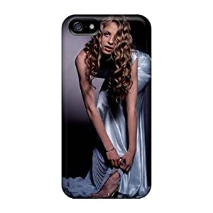 Anti-scratch And Shatterproof Carolina Kostner Sports Phone Cases For Iphone 5/5s/ High Quality Cases