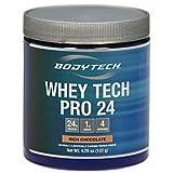 Cheap BodyTech Whey Tech Pro 24 Rich Chocolate (4.29 oz Powder) by The Vitamin Shoppe
