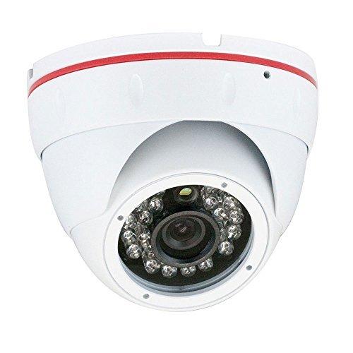 GW Security Inc VD851HDSDI HD-SDI 1/3-Inch 1.3 MP ZeeAnn CMOS Camera, 720P Video Output Mode, 3.6mm Lens, 24 Pieces IR LED, 49-Feet IR Distance [並行輸入品] B01MR1YOIG