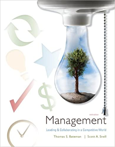 Management leading collaborating in the competitive world management leading collaborating in the competitive world 9th edition by thomas bateman fandeluxe Choice Image