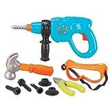 Small World Toys Living - Little Handyman Power Drill Tool Set (b/o)