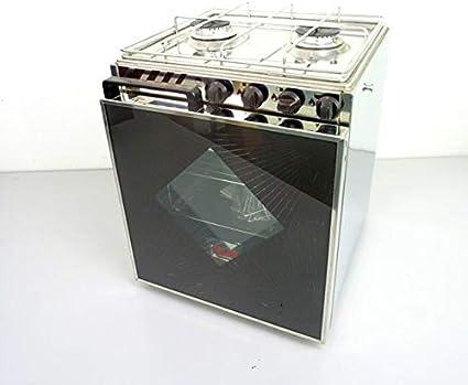 CAN 1750W - Cocina de Gas con 30 l de Horno Tropic con ...