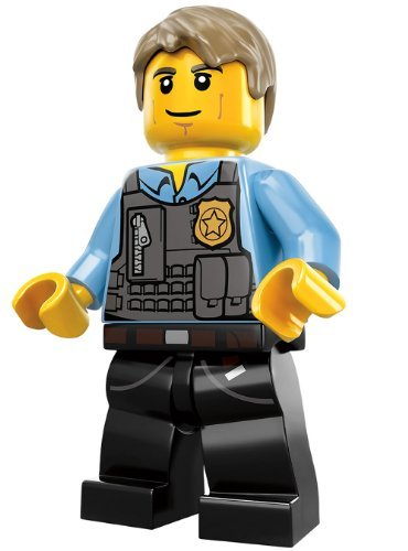 Review LEGO Chase McCain City