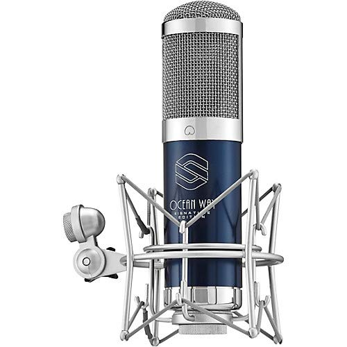 - Sterling ST6050 FET Studio Condenser Mic Ocean Way Edition