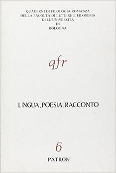 Como Descargar Libro Gratis Lingua, Poesia, Racconto PDF Web