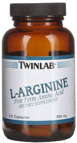 Twinlab L Arginine 500Mg 100 Cap by Twinlab