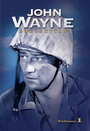 John Wayne Collection: Volume One (The Quiet Man / The Sands of Iwo Jima / Flying Tigers / The Wake of the Red Witch) (John Wayne Wake Of The Red Witch)