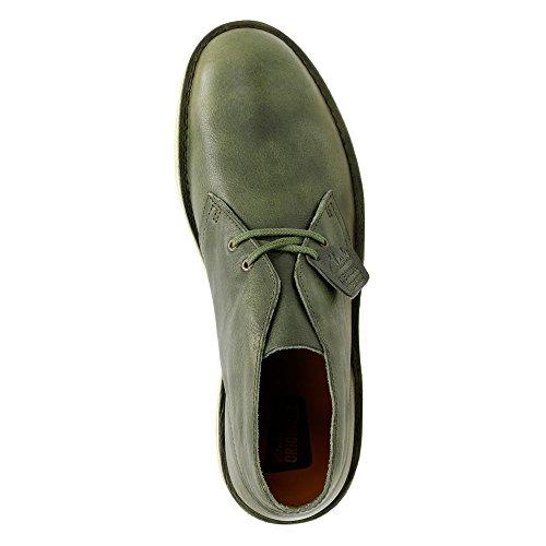 Aclaramiento Geniue Almacenista Desert Boot in pelle verde da uomo Clarks Originals 12 D (M) US Footaction Precio Barato EzvTq