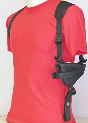 Shoulder Holster for Ruger SR9C & SR40C Compact Pistols, Right Handed (Right Handed Shoulder Holster)