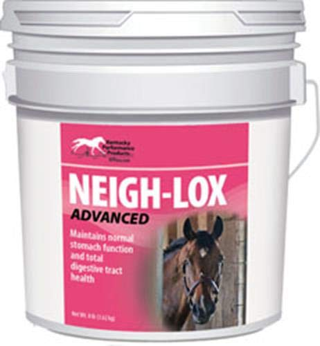 Kentucky Performance Prod 044343 Neigh-Lox Advanced Digestive Supplement for Horses, 8 lb