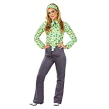 Fun Costumes womens Plus Size Hippie Girl Costume