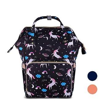 Amazon.com: UNCLE WU - Bolsas de pañales para bebé, Pulgadas ...
