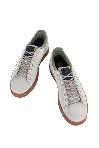 Puma Mens Clyde Vinter Ankel-high Fashion Sneaker Khaki / Puma Black Bränd Oliv