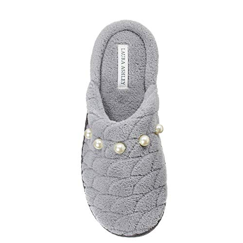 See Grey Foam Cool Sizes Laura Colors Scuffs Pearl Scallop Memory Womens Ashley Rugged nqwA78O