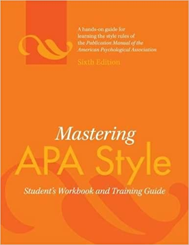 Epub download mastering apa style students workbook and training epub download mastering apa style students workbook and training guide pdf full ebook by american psychological association calkjfeio fandeluxe Images