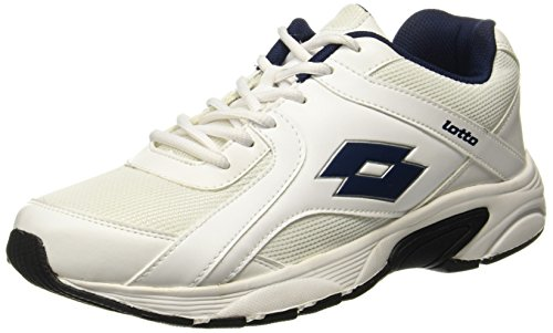 Lotto Men's Portlane 2.0 White Running Shoes - 6 UK/India (40...