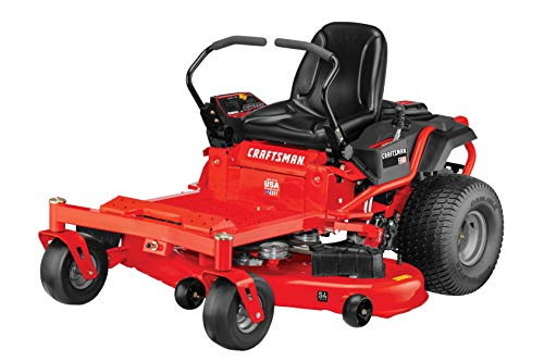 Craftsman Z560 24 HP Briggs & Stratton Platinum 54-Inch Gas Powered Zero Turn Riding Lawn Mower with ReadyStart
