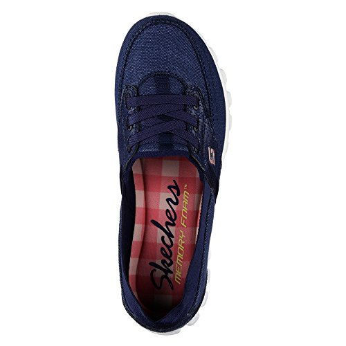 Skechers Kvinna Ez Flex 2 - Privilegier Navy