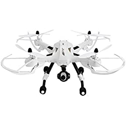 Coocheer JJRC H26D RC Quadcopter Drone with 3MP Wide Angle Cam