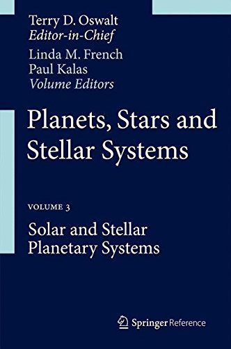 Planetary Ring Systems - Planets, Stars and Stellar Systems: Volume 3: Solar and Stellar Planetary Systems