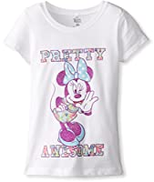 Disney Girls' Minnie Mouse T-Shirt