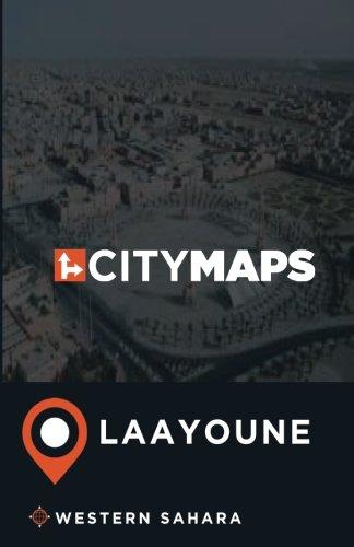 City Maps Laayoune Western Sahara